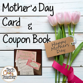 Mother's Day Cards and Coupon Book