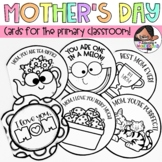 Mother's Day Cards for the Primary Classroom