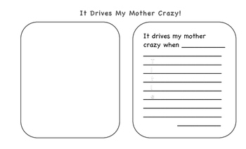 Mother's Day Class Book