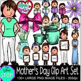 Mother's Day Clip Art Set {The Teacher Stop}