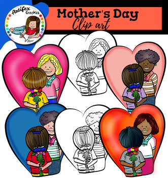 Mother's Day Clip Art- free