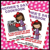 Mother's Day Cookbook Gift Craft