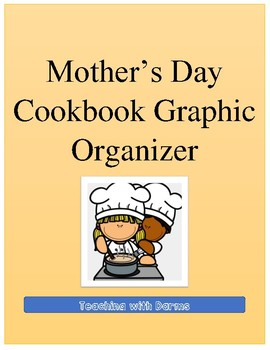 Mother S Day Graphic Organizer
