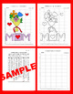 Mother's Day Coordinate Graphing Picture: Flower Bouquet