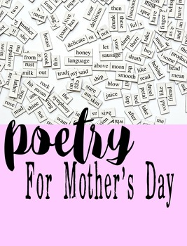 Mother's Day Couplet FREEBIE
