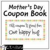 Mother's Day Coupon Book Minimal Prep