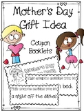 Mother's Day Coupon Books