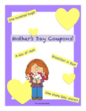 Mother's Day Coupons!
