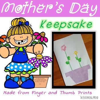 Mother's Day Keepsake