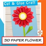 Mother's Day Craft 3D Flower