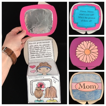 Mother's Day Craft - Compact