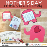 Mother's Day Card Kit : Everything's Irrelephant (English/