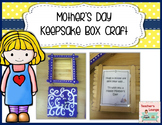 Mother's Day Craft: Keepsake Box