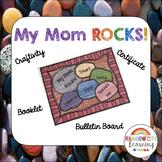 Mother's Day Craft - My Mom Rocks!  Rock Garden Activity