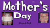 Mother's Day Craft & Poem