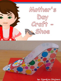 Mother's Day Craft - Shoe