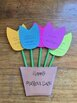 Mother's Day Flower Craft Activity