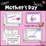 Mother's Day Craft & Writing activity/Editable for all our