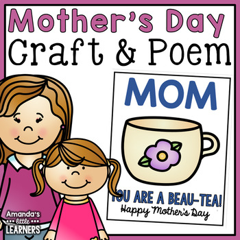 Mother's Day Craft and Poem