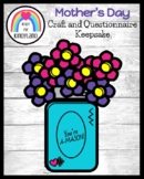 Mother's Day Craft and Questionnaire Keepsake: Mason Jar a