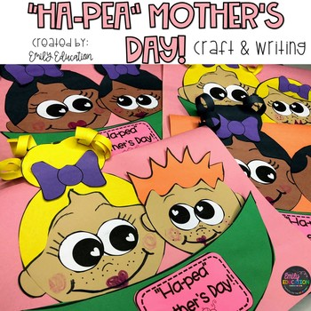 Mother's Day Craft and Card Activity