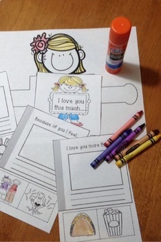 Mother's Day Craft and Writing Prompts K to 2