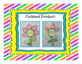 Mother's Day Craftivity - Freebie!