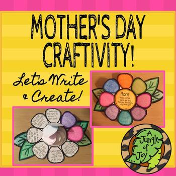 Mother's Day Craftivity Freebie!!!