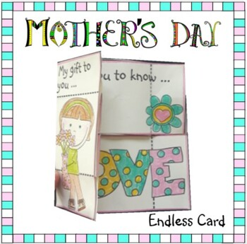 Mother's Day Crafts - Endless Postcard