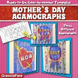 "Mother's Day Activities & Crafts: Art-Writing Projects (""Mum"" version included"")"