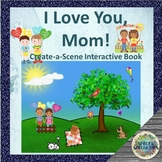 Mother's Day Create-a-Scene Interactive Book