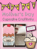 Mother's Day Cupcake Craftivity!
