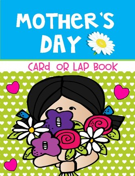 Mother's Day Customizable Lap Book