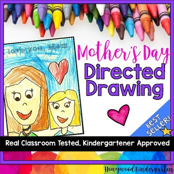 Grandparent's Day Directed Drawing ... Students draw themself & someone special!