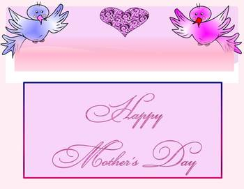 Mother's Day - Editable Powerpoint templates