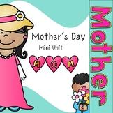 Mother's Day English Mini Unit