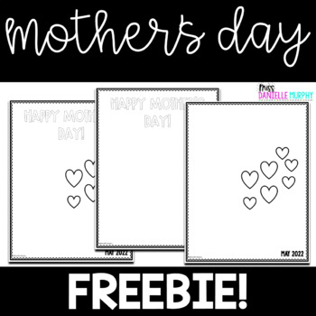 Mother's Day Gift FREEBIE! (Super Simple)