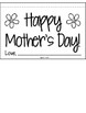 Mother's Day & Father's Day Flipbooks