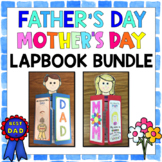 Mother's Day/Father's Day Lapbook Bundle {Keepsake for Mom & Dad}