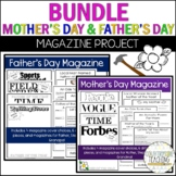 Mother's Day & Father's Day Magazine Project Bundle!!  Print and GO!
