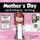 Mother's Day (Father's Day) Poems--Writing with Imagery