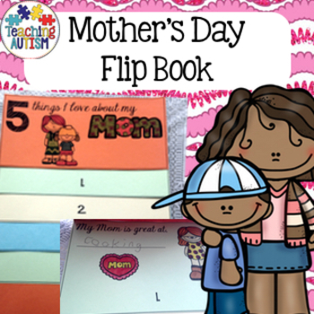 Mother's Day Flip Book