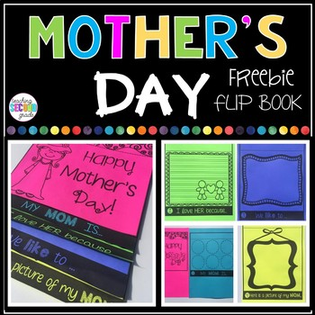 Mother's Day Activity FREEBIE