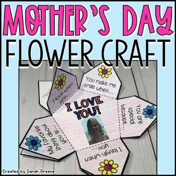 Mother's Day Flippy Flower!