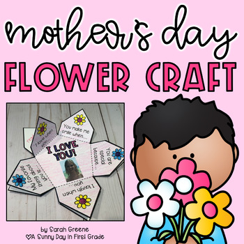 Mother's Day Flippy Flower!