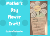 Mother's Day Flower Craft!