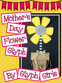 Mother's Day Flower Glyph