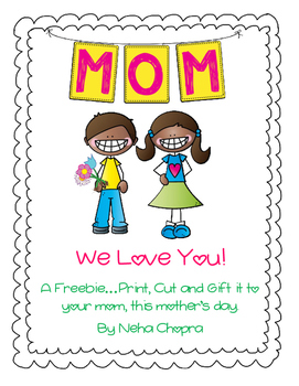 Mother's Day Freebie!