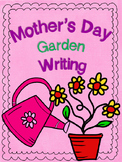 Mother's Day Garden Writing