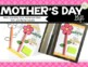 Mother's Day Gift Card Tag Craft Mom, Grandma, Aunt, Mum, Nanna, Homeroom Mom